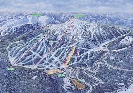 Phoenix Mountain Preserve Map by Apex Mountain Resort Skimap Org