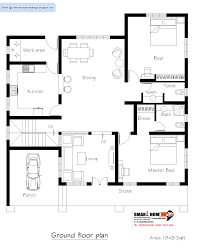 plan and elevation 2811 sq ft kerala home design and floor plans