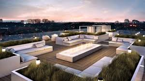 modern house plans rooftop patio youtube