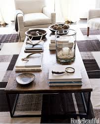 round coffee table decor unique different ideas for decorations