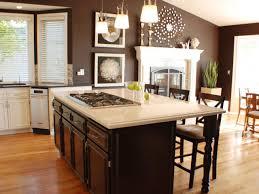 kitchen island with chairs kitchens design