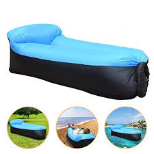 upgraded version outdoor travel lazy sofa inflatable couch fast