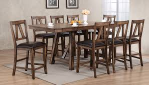 hacienda table home zone furniture dining room