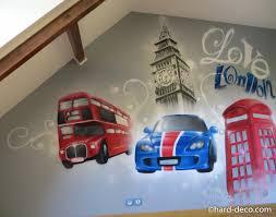 chambre londres décoration d une chambre d enfant sur le thème londres