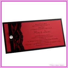 Do It Yourself Wedding Invitation Kits Black Invitations Wedding Invitation Do It Yourself