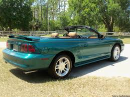 1998 ford mustang convertible for sale 68 used cars from 2 480