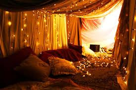 Creative Bedroom Lighting 40 Cool Diy Ideas With String Lights Creative Bedroom Lighting T