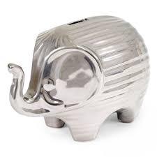 silver piggy bank for baby 13 best jonathan adler piggy banks images on jonathan