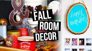 halloween bedroom decor diy fall room decor to make your room cozy laurdiy youtube