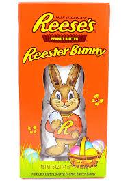 reese s easter bunny reeses peanut butter bunny treasure island ltd