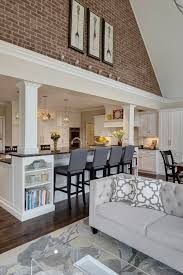 Open Floor Plan Design Open Floor Plans The Strategy And Style Behind Open Concept Spaces