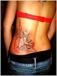 Fairy And Flower Tattoo Designs 40 And Fairy Tattoo Designs For Women And Men