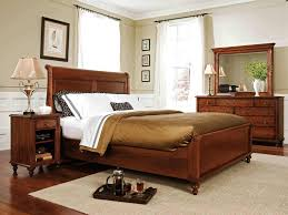 durham furniture savile row cal king sleigh bed w low footboard