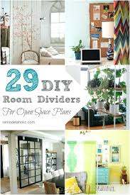 do it yourself room dividers bedroom divider diy ideas gallery of