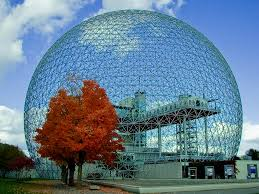 ad classics montreal biosphere buckminster fuller archdaily