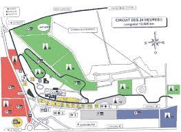 map of le mans circuit map page 1 le mans pistonheads