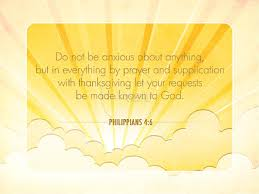 in prayer and supplication with thanksgiving anxious for nothing powerpoint powerpoint sermons