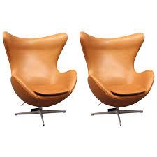 egg chair leder awesome egg chair leder with egg chair leder