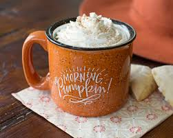 reliable sources to learn about pumpkin coffee mugs edmonton