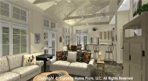 Carolina House Plans Small Country Guest Cottage House Plan Sg 947 Ams Sq Ft