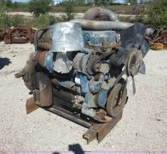 1998 international dt466 turbo diesel engine item az9144