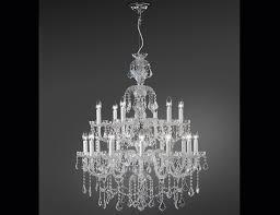 Swarovski Crystals Chandelier Nella Vetrina Italamp Romantic 165 12 6 Swarovski Crystal Chandelier