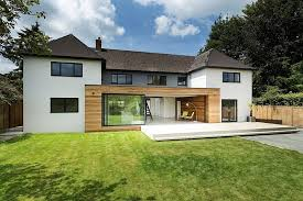 modern house layout modern extension reshaping a confusing home layout in winchester