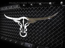 custom dodge ram badges longhorn emblem