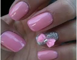 nail art bows 3d nail art ideas
