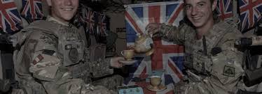 Most Decorated Soldier In British History The British Perfected The Art Of Brewing Tea Inside An Armored
