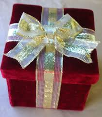 where can i buy christmas boxes square velvet christmas box 8 00 teamsellit auctions and