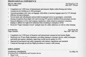 Flight Attendant Sample Resume by Sample Resume Airline Flight Attendant U2013 Download Site