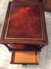 antique table ls ebay leather antique tables 1900 1950 ebay