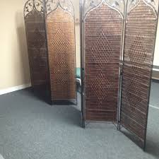 Wicker Room Divider Find More 2 Rod Iron And Wicker Room Dividers For Sale At Up To
