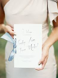 How To Do A Wedding Ceremony Program 25 Ingenious Ways To Keep Your Guests Informed Everafterguide