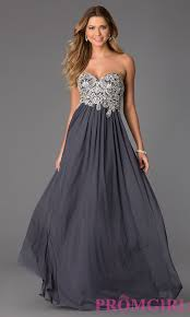 jvn by jovani prom dress floor length strapless dress
