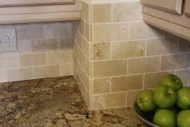 Natural Stone Backsplash Tile by Farmhouse Backsplash Ideas Rustic Stone Backsplash French Country