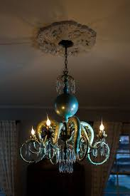 Octopus Ceiling Light by Adam Wallacavage Octopus Chandelier Designer