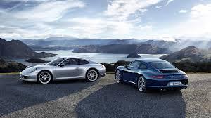 blue porsche 2016 the porsche 911 and competitors now to 2016 clickmechanic