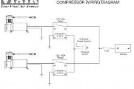 viair relay wiring diagram wiring diagram