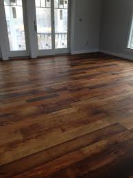 Laminate Flooring Distressed Kd Woods Company Reclaimed Chestnut Distressed