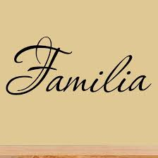 familia wall decal wall decals sayings family room stickers