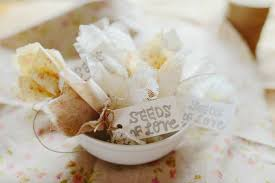 seed favors diy wedding favor seed bombs