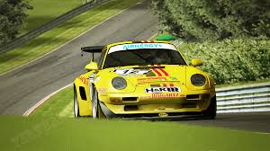 porsche 964 rsr virtual gamingscreens by magic max stteinberg rf porsche 964