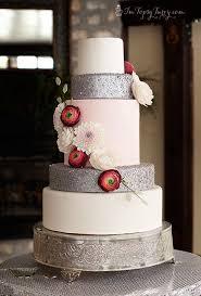 wedding cake gum gum paste flowers for wedding cakes wedding cake closeup 4 tier