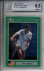 tennis cards sports trading cards sports mem cards fan shop