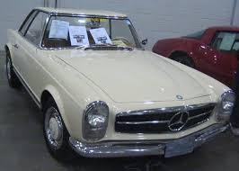 mercedes classic car file u002766 mercedes benz sl class toronto spring u002712 classic car