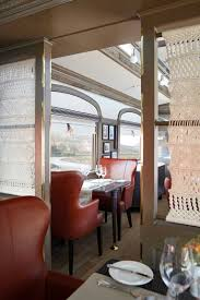 a magical train with a vintage decor that u0027ll hypnotize you