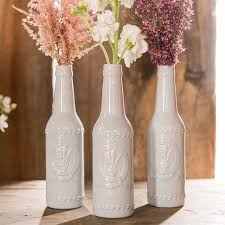 rustic wedding lavender ceramic wedding centerpiece vase u2013 candy