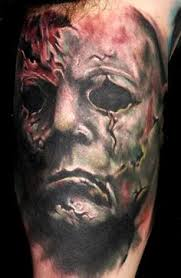 42 unique horror tattoos